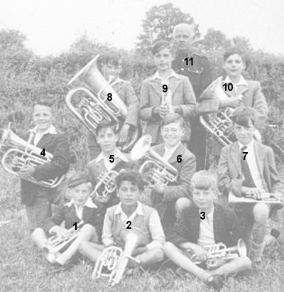 Junior Band Numbered